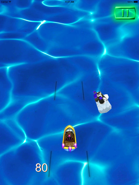 Escape Underwater Frontier - Best Boat Simulator Game screenshot 9