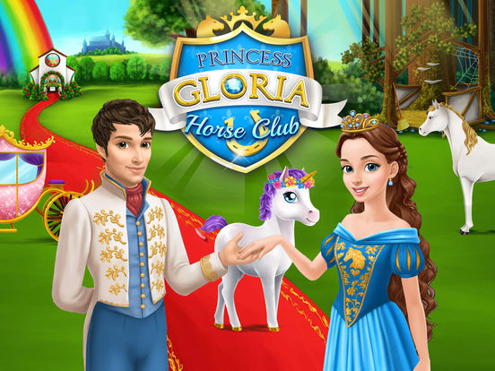 Princess Gloria Horse Club screenshot 6