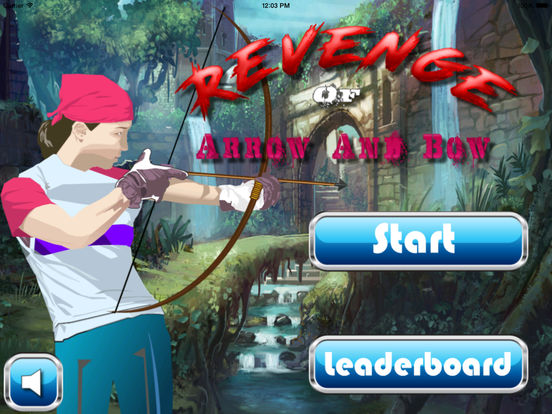 A Revenge Of Arrow And Bow Pro - Best Cup Archery screenshot 6