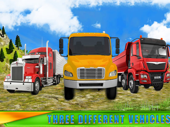 Truck Drive Cargo 3D screenshot 10