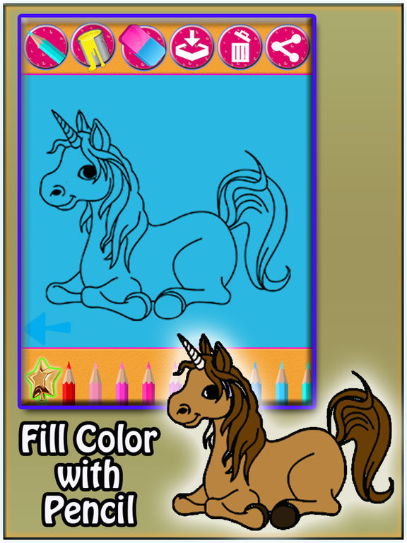 Coloring Book for kids & Adults screenshot 9