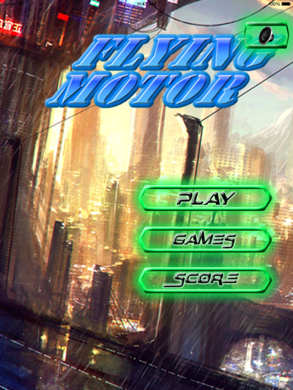 Flying Motor - Air Road Adrenaline screenshot 6