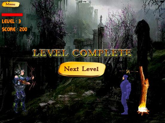 A Super Archer Elf Warrior Pro - Revenge Is The Price screenshot 7
