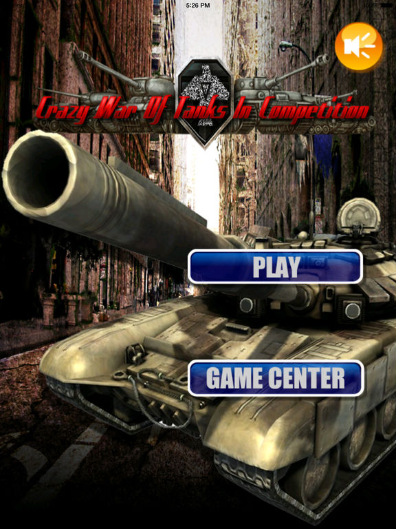 Crazy War Of Tanks In Competition - Fun Defender Duty Game screenshot 6