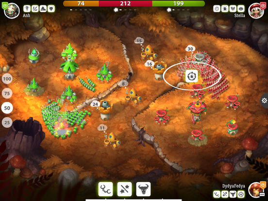 Mushroom Wars 2 - RTS meets TD screenshot 8