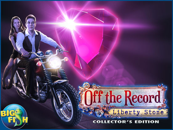 Off the Record: Liberty Stone - A Mystery Hidden Object Game (Full) screenshot 10
