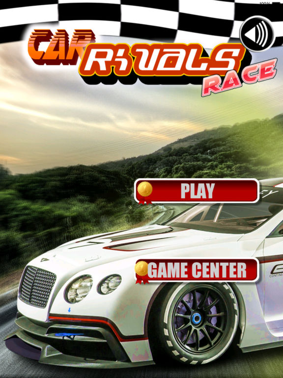 Car Rivals Race - Extreme Persecution Carried screenshot 6