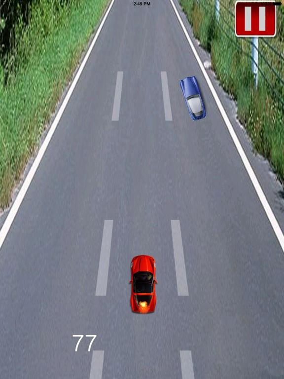 A Fast Car Racing - Furiously On The Highway screenshot 9