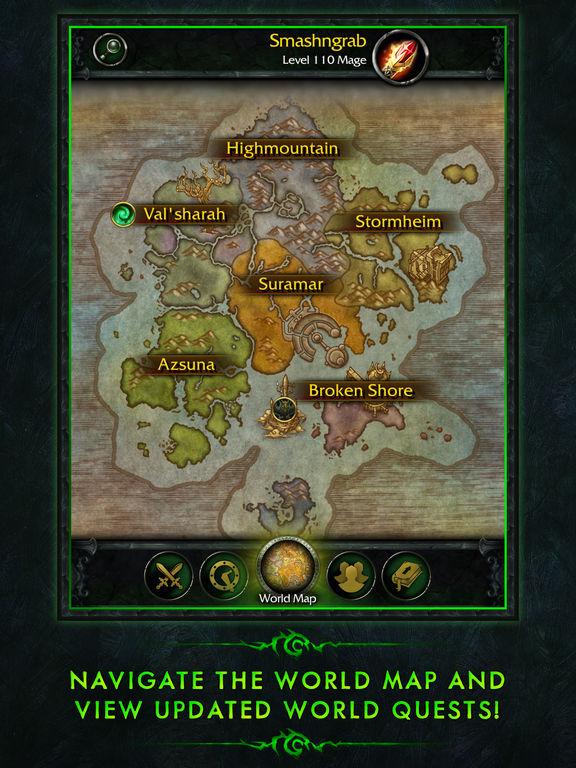 WoW Companion App screenshot 6