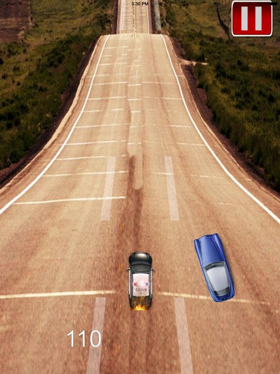 Amazing Police Car Driver Simulator Pro – Highway screenshot 7