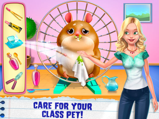My Teacher - School Classroom Play & Learn screenshot 10