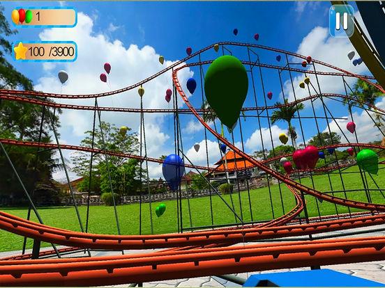 RollerCoaster 2 - Crazy VR Park Simulation screenshot 4