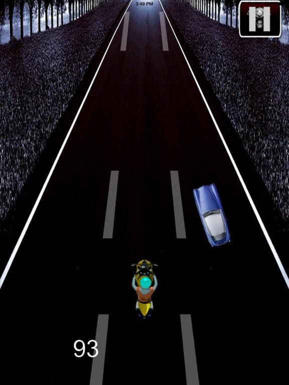 Speedway Motorcycle Traffic Pro - Incredible Motorcycle Racing Game screenshot 7