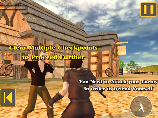 Warrior Vs Robbers screenshot 5