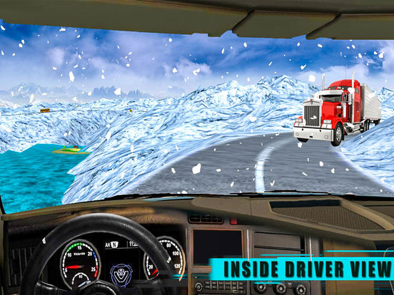 Truck Drive Cargo 3D screenshot 9