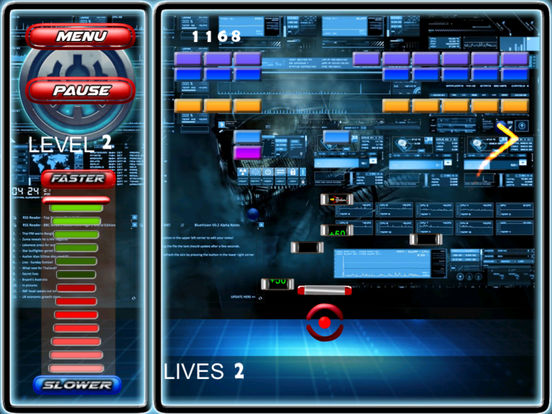 Arck Breakout War - The Addictive Blocks Simulator screenshot 8