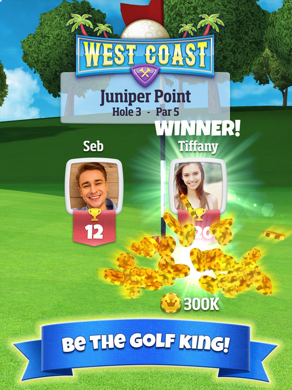 Golf Clash screenshot 10