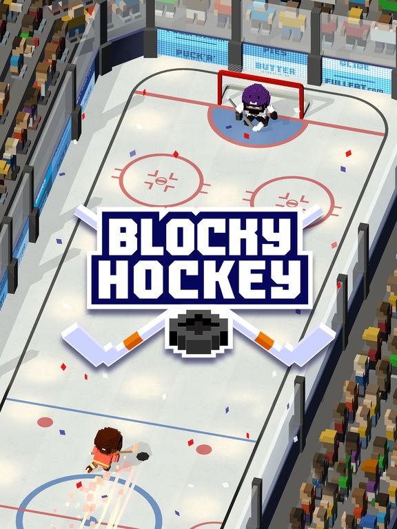 Blocky Hockey screenshot 6