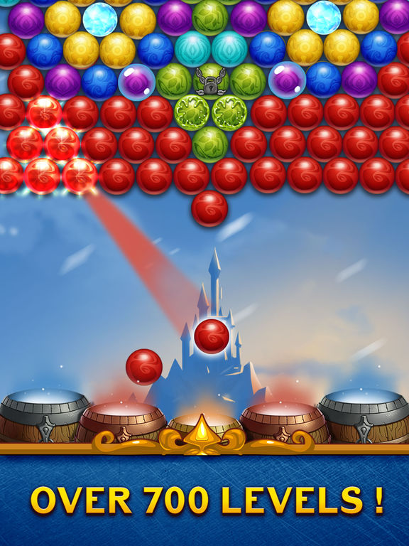 Bubble Shooter Epic Legend screenshot 7