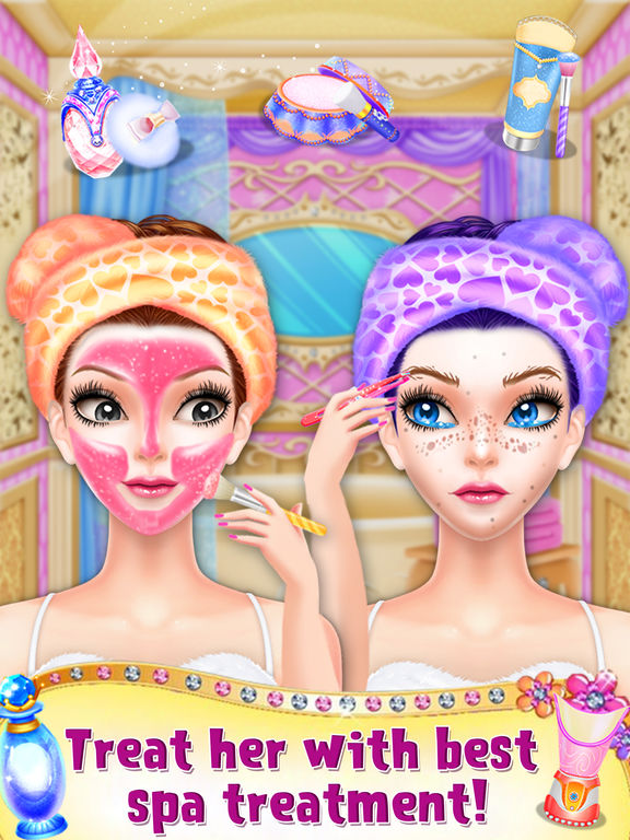 My Little Baby Doll Makeover screenshot 7
