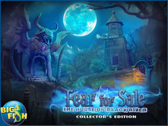 Fear for Sale: The House on Black River (Full) screenshot 5