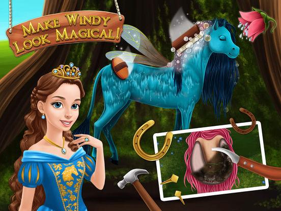 Princess Gloria Horse Club - No Ads screenshot 7