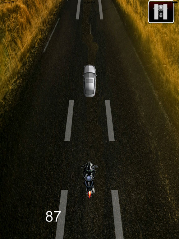 A Race Motorcycle Driver Pro - Awesome Highway Rider Game screenshot 7