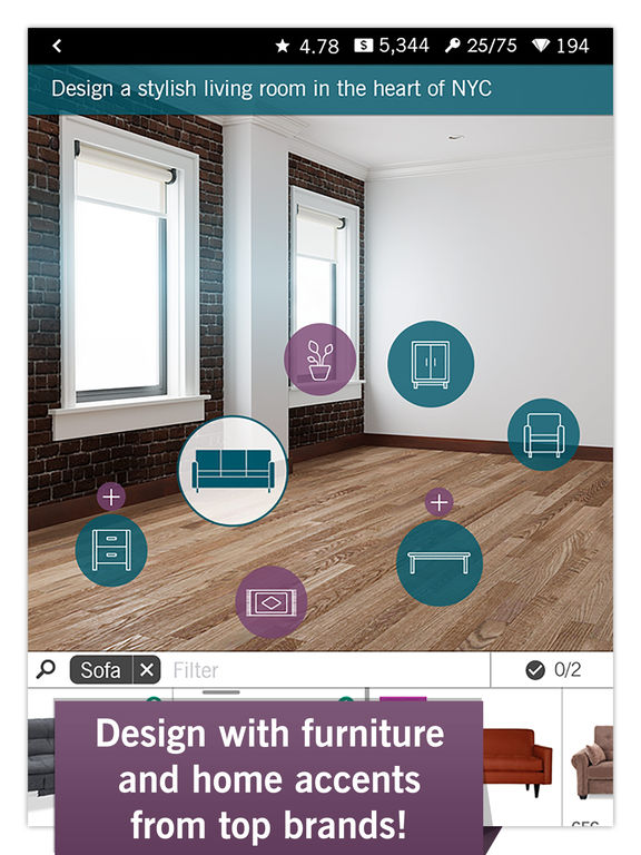 Design Home: House Renovation screenshot 7