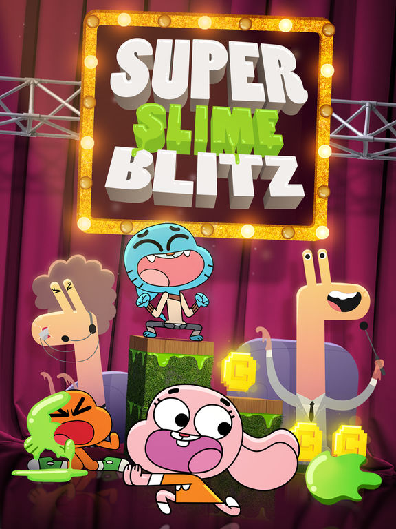 Super Slime Blitz – Gumball screenshot 9