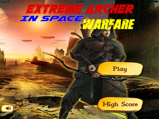 Extreme Archer In Space Warfare PRO-Cool ArrowGame screenshot 6