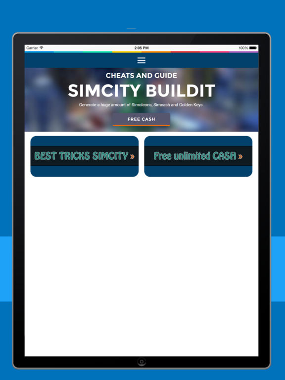 simcity cheats iphone app shopper cheats and guide for simcity buildit 6764