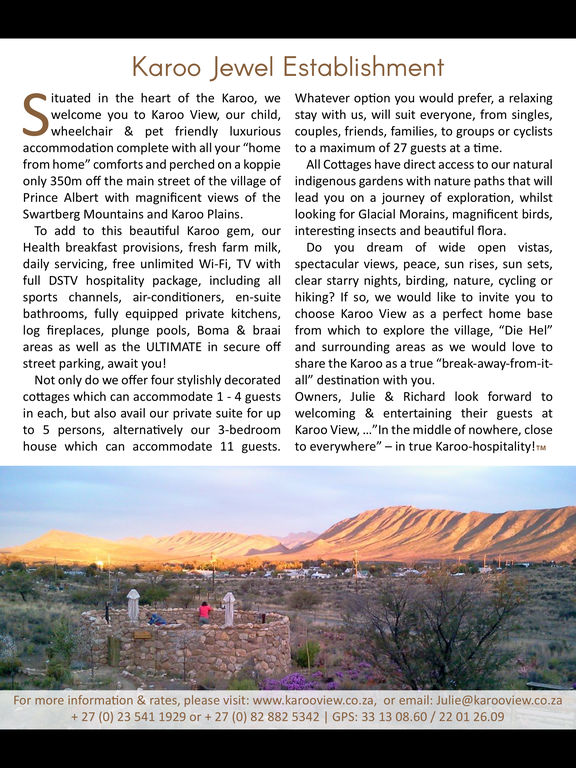 The South African Traveler Mag screenshot 9