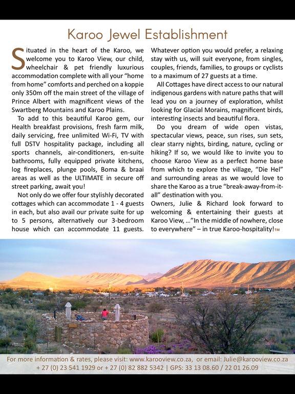 The South African Traveler Mag screenshot 9