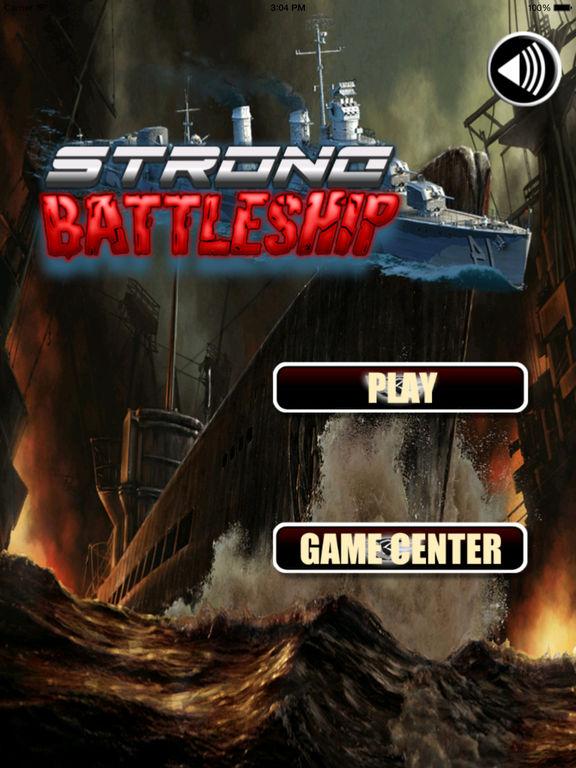 A Strong Battleship - Fast-paced Naval Warfare! screenshot 6