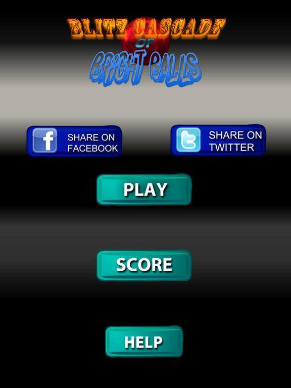 Blitz Cascade Of Bright Balls Pro - An Adventure Color screenshot 6
