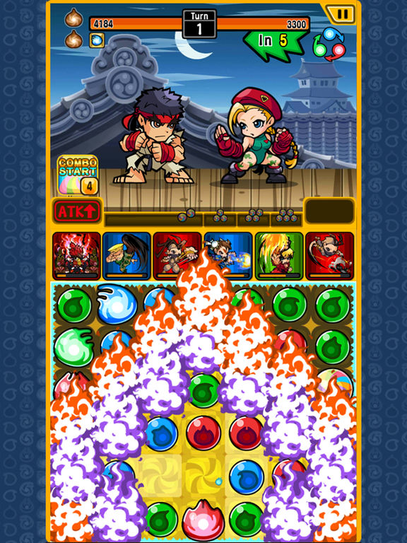 Street Fighter Puzzle Spirits screenshot 8
