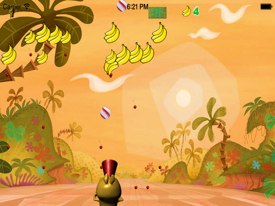 Banana Hero - A Fun Monkey Game screenshot 8