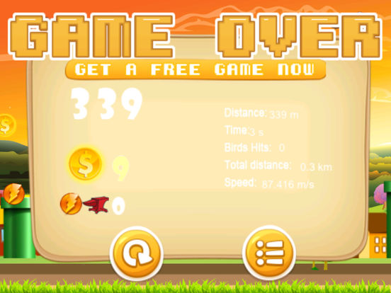Best Flying Bird Pro screenshot 7