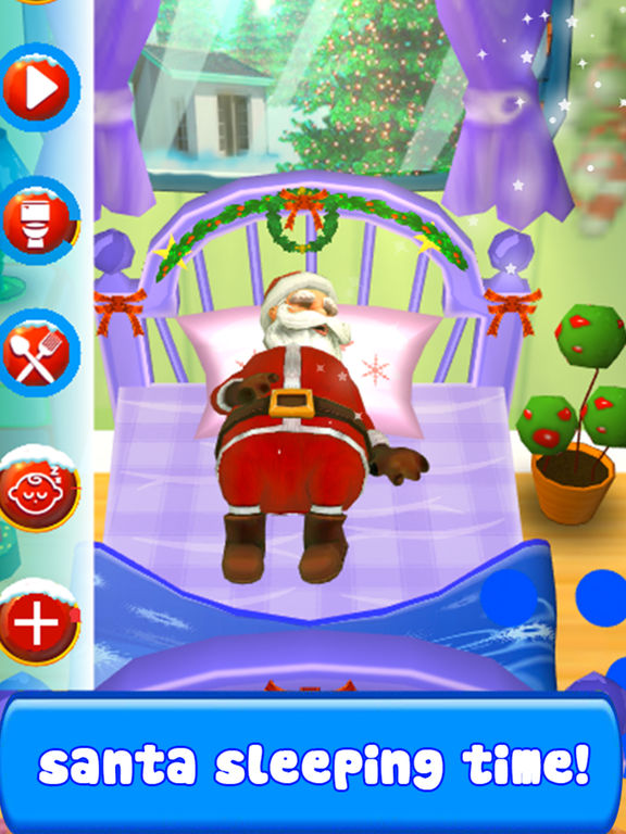 Talking Santa Claus For Kids screenshot 10