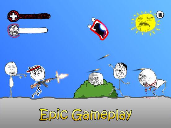 Rage Wars - Meme Shooter screenshot 7