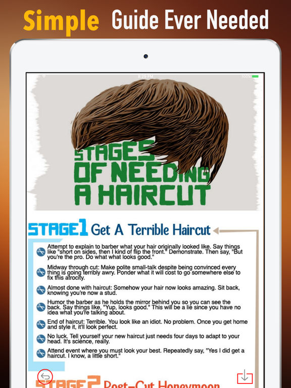 Hair Cutting for Beginners-Tips and Tutorial screenshot 6
