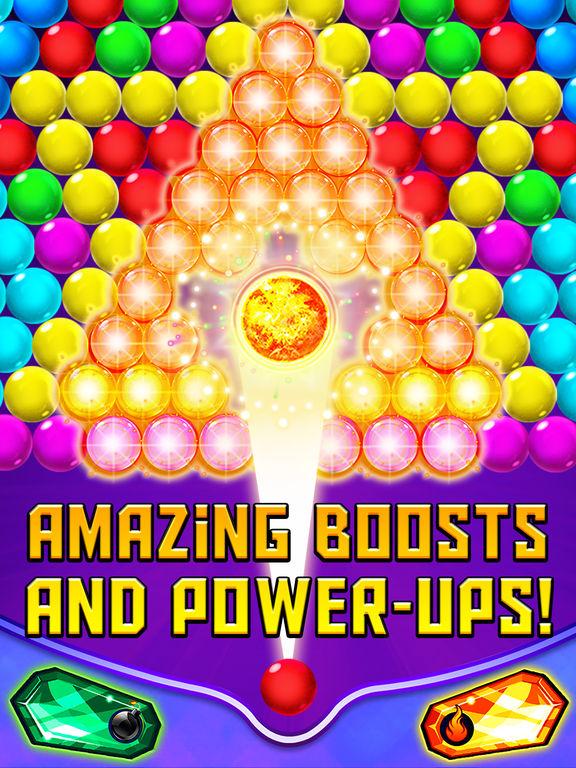 Jewels Bubble Blast screenshot 7