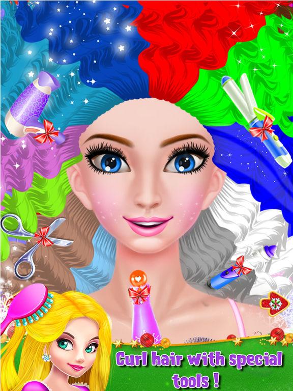 X'mas Princess Salon screenshot 8
