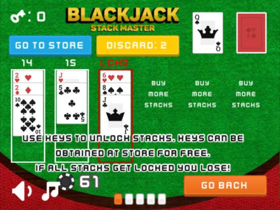 Blackjack - Stack Master screenshot 8