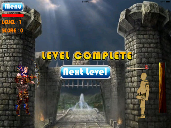 Bowman Large Arrow - Cool Arrow Game screenshot 10