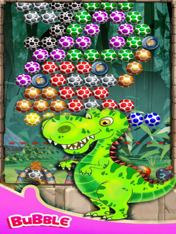 Dinosaur Egg Play -Shooter Adventure screenshot 4