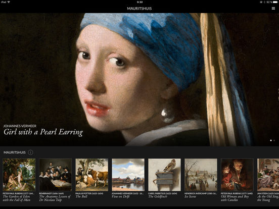 Second Canvas Mauritshuis screenshot 6