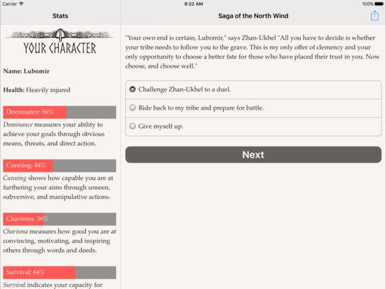 Saga of the North Wind screenshot 10