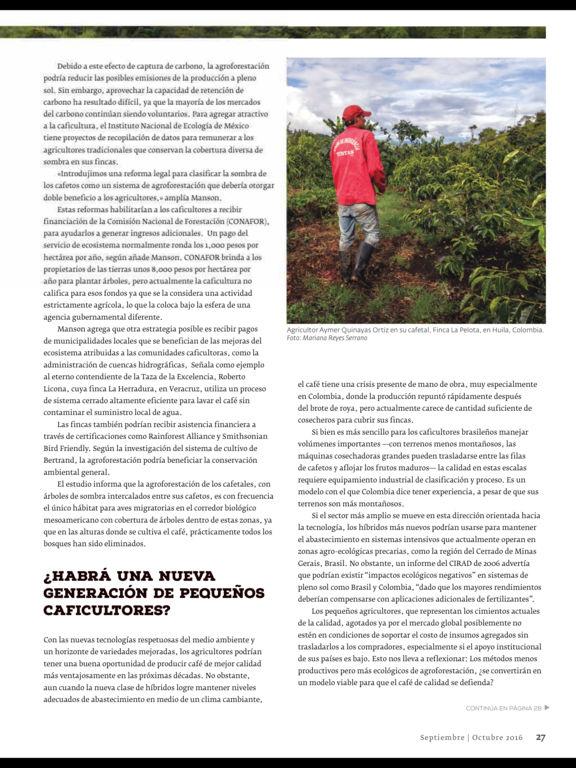 Revista Roast México screenshot 9