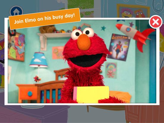 A Busy Day for Elmo: Sesame Street Video Calls screenshot 8